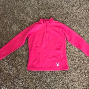 🌸 Spyder Kids Fleece Pullover